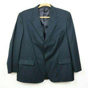 Kilburne and Finch Mens Suit Jacket Long Sleeve 48